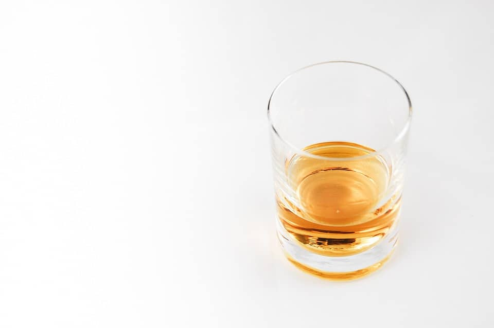 Why it is important to drink enough fluid Glass of whiskey