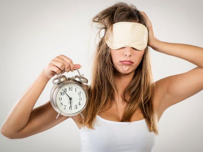 The 5 most common sleeping disorders