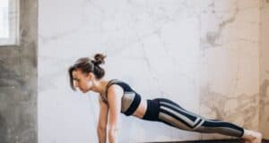 Total core home workout