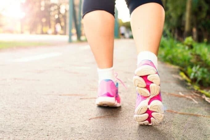 Everything You Should Know About Cholesterol Photo of Woman Wearing Pink Sports Shoes Walking