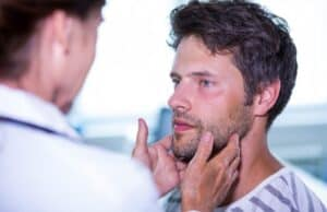 Temporomandibular joint dysfunction syndrome