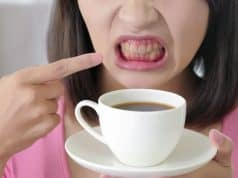 How to prevent and remove coffee stains on teeth