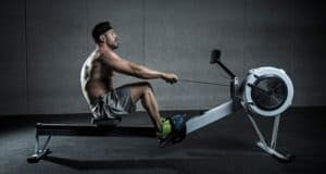 Crossfit rows benefits